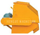 RCYG series dry permanent magnetic drum separator