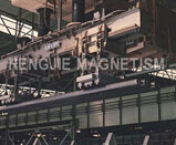 MW92 use for Handling Small Square Billets and Steel Ingots